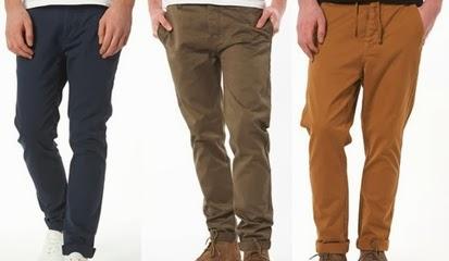 Tips Memilih Jenis Celana Chino Yang Tepat Untuk Pria